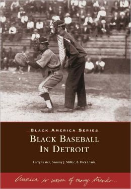 Black Baseball in Detroit, Michigan (Black America Series)