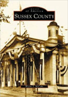 Sussex County (Images of America Series)