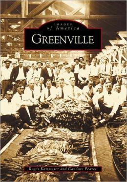 Greenville, North Carolina (Images of America Series)