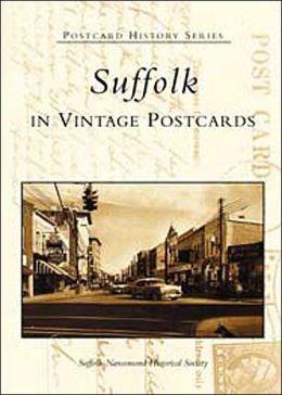Suffolk in Vintage Postcards (Postcard History Series)