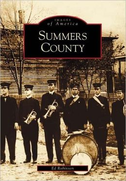 Summers County, West Virginia (Images of America Series)