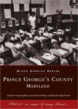 Prince George's County, Maryland (Black America Series)