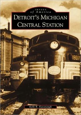 Detroit, Michigan Central Station (Images of America Series)