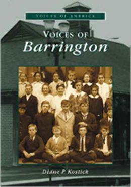 Voices of Barrington, Illinois (Voices of America Series)