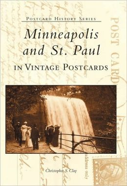 Minneapolis & St. Paul (Postcard History Series)