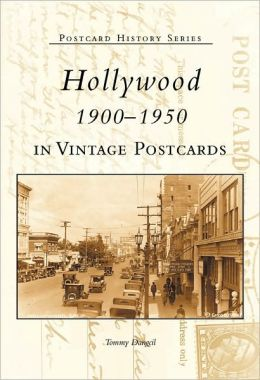 Hollywood California (Postcard History Series)