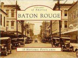 Baton Rouge, Louisiana (Postcard Packets)