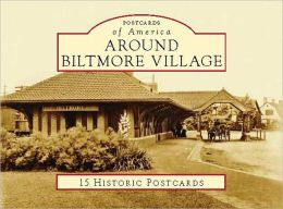 Around Biltmore Village, North Carolina (Postcards Packet)