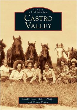 Castro Valley (Images of America Series)