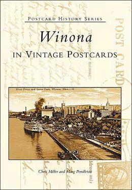 Winona, Minnesota (Postcard History Series)