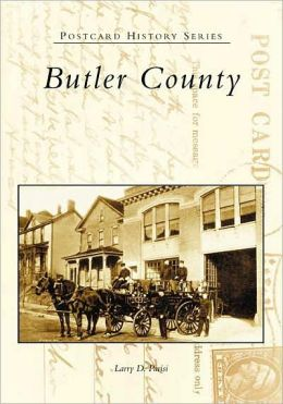 Butler County, Pennsylvania (Postcard History Series)