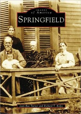 Springfield, New Jersey (Images of America Series)