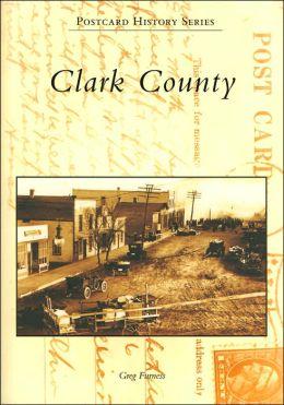 Clark County, South Dakota (Postcard History Series)