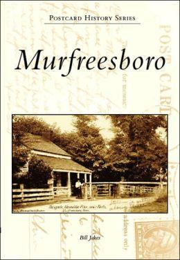 Murfreesboro, Tennessee (Postcard History Series)