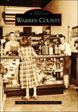 Warren County, Tennessee (Images of America Series)