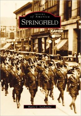 Springfield, Ohio (Images of America Series)