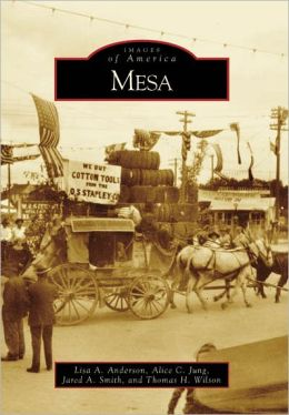 Mesa (Images of America Series)