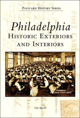 Philadelphia: Historic Exteriors and Interiors (Postcard History Series)