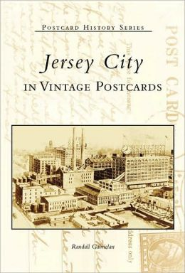 Jersey City, New Jersey in Vintage Postcards (Postcard History Series)
