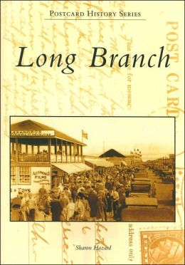 Long Branch, New Jersey (Postcard History Series)