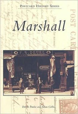 Marshall, Michigan (Postcard History Series)