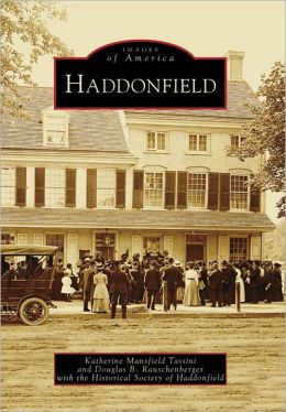Haddonfield (Images of America Series)