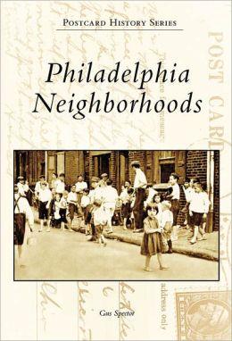 Philadelphia Neighborhoods, Pennsylvania (Postcard History Series)
