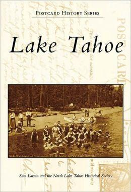 Lake Tahoe, California (Postcard History Series)
