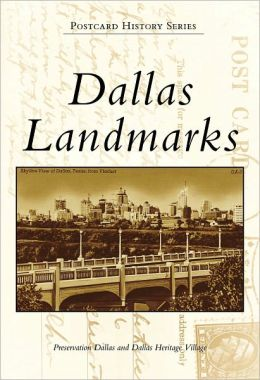 Dallas Landmarks, Texas (Postcard History Series)
