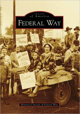 Federal Way, Washington (Images of America Series)