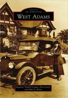 West Adams, California (Images of America Series)