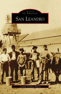 San Leandro, California (Images of America Series)