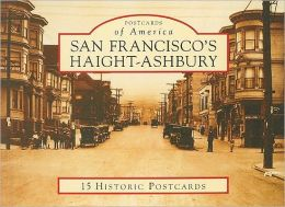 San Francisco's Haight-Ashbury, California (Postcard Packets)