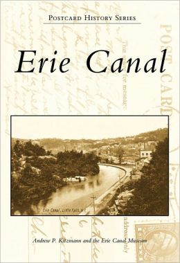Erie Canal, New York (Postcard History Series)