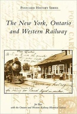The New York, Ontario and Western Railway, New York (Postcard History Series)