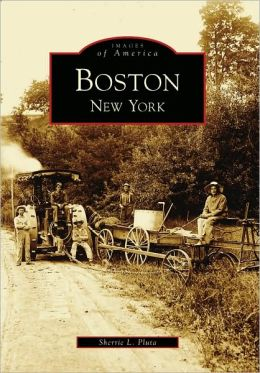 Boston, New York (Images of America Series)