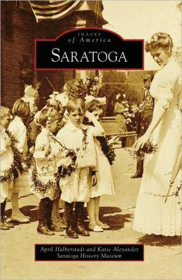 Saratoga, California (Images of America Series)