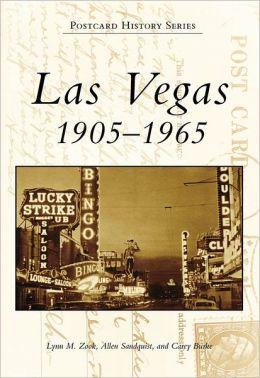 Las Vegas: 1905-1965, Nevada (Postcard History Series)