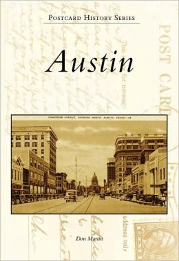 Austin, Texas (Postcard History Series)
