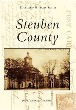 Steuben County, New York (Postcard History Series)