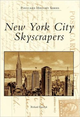 New York City Skyscrapers, New York (Postcard History Series)