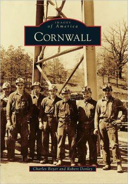 Cornwall, Pennsylvania (Images of America Series)
