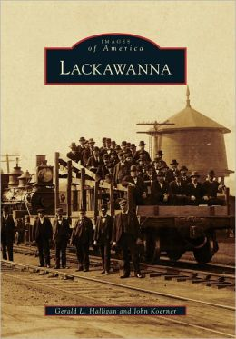 Lackawanna, New York (Images of America Series)