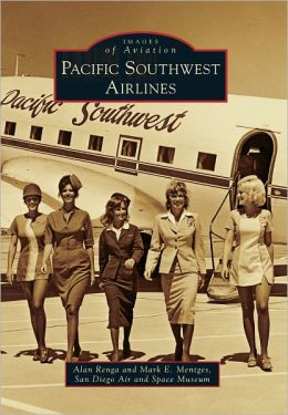Pacific Southwest Airlines (Images of Aviation Series)