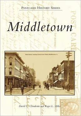Middletown, Ohio (Postcard History Series)