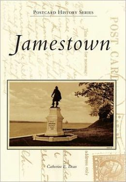 Jamestown, Virginia (Postcard History Series)