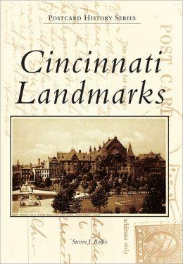 Cincinnati Landmarks, Ohio (Postcard History Series)