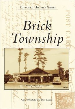 Brick Township, New Jersey (Postcard History Series)