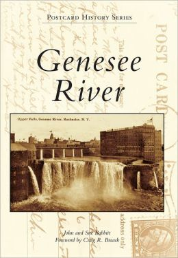 Genesee River, New York (Postcard History Series)