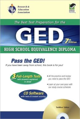GED with CD-Rom